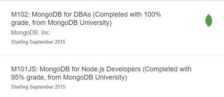 MongoDB kurs